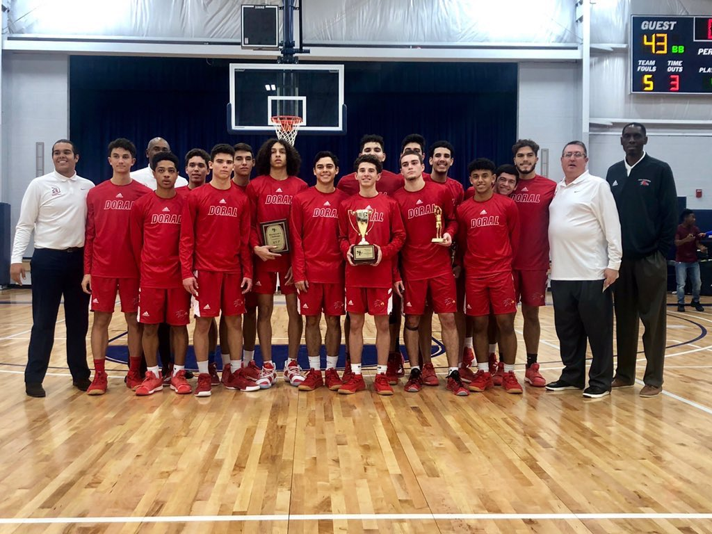 Doral Academy wins 46th consecutive game - Mars Reel